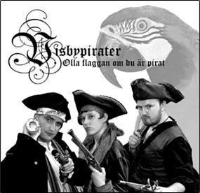 Visbypirater – Olla flaggan om du är pirat